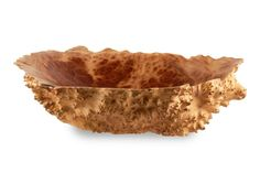 Medium Natural Edge Red Mallee Wooden Burl Bowl | Australian Woodwork