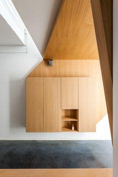 Шаг, Антверпен, 2016 - Ван STAEYEN интерьер architecten несущие