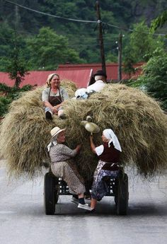 Thats scary Romanian Rural LIfe. Much of Romania is still unspoiled and uncommercialised and all the more beautiful and wonderful for that We Are The World, People Around The World, Wonders Of The World, Around The Worlds, Bulgaria, Beautiful World, Beautiful Places, Visit Romania, Into The West