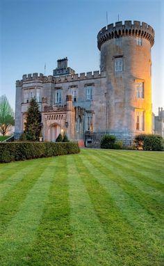 "wonderhome: "" Dromoland Castle, Ireland Flight Centre """