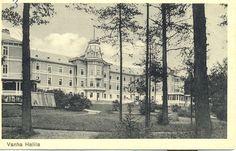Vanha Halila. Etelä-Karjalan museo.