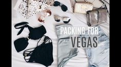 What I Packed for VEGAS