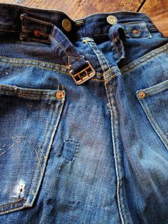 Denim Boots, Denim Jeans Men, Denim Outfit, Blue Jeans, Vintage Jeans, Vintage Outfits, Vintage Clothing, Denim And Co, Mood Indigo