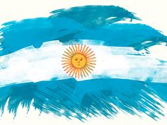 Imagen relacionada Argentina World Cup, Argentina Flag, Flags Of The World, Countries Of The World, Diego Armando, All The Bright Places, Flag Art, World Cup 2018, South America