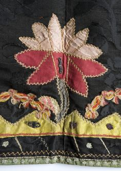 Applique, Textiles, Culture, Embroidery, Beads, Collection, Beading, Needlepoint, Bead