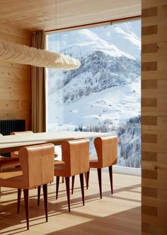 Peter Zumthor, Ralph Feiner · The Unterhus. Leis ob Vals, Switzerland