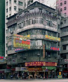 Michael Wolf Photography « K3N's bLOG Hong Kong Architecture, Architecture Art, Michael Wolf, Wolf Photography, Corner House, Walled City, Modern City, Street Photo, Photo Reference