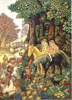 Flower Fairies And Bird Elsa Beskow Photo: This Photo was uploaded by Enchanted_Ways. Find other Flower Fairies And Bird Elsa Beskow pictures and photos...