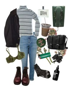 """9. Jade"" by thatssokalea on Polyvore. #fashion #outfit #90sfashion #90s #grunge #tumblr"