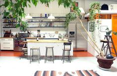 House Tour: An Industrial Renovated Brooklyn Warehouse | Apartment Therapy