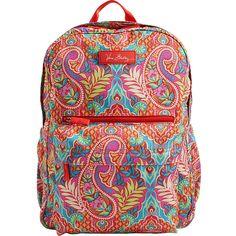 0401e4664a50 Vera Bradley Lighten Up Grande Backpack