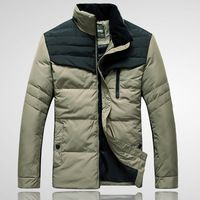 new 2013 winter down jacket for men 13 down coat men stand collar autumn and winter down coat men