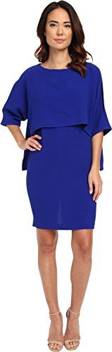 New Trending Formal Dresses: Adrianna Papell Womens Draped Blouson Sheath Dress, Iris, 14. Adrianna Papell Women's Draped Blouson Sheath Dress, Iris, 14   Special Offer: $97.99      255 Reviews Draped blouson textured crepe sheath dressHigh low popoverBack zipper