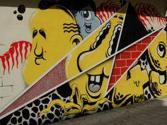 Street art - Angers - Photo MNC
