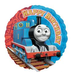 "18"" Happy Birthday Foil Balloon."