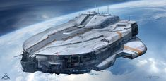Actually Star Citizen Sci Fi Spaceship Art, Spaceship Design, Spaceship Interior, Arte Sci Fi, Sci Fi Art, Space Fantasy, Sci Fi Fantasy, Star Wars Rpg, Star Wars Ships