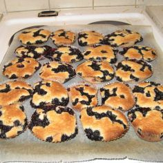 Maistuvat mustikkamuffinit - Kotikokki.net - reseptit
