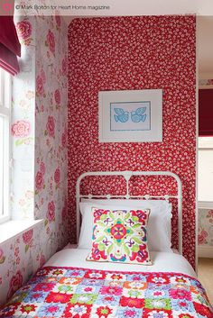 hearthomemag.co.uk Issue 3 Flora Dora by hearthomemag, via Flickr