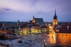 Castle Square in Warsaw | © Oliver Kratzke/Flickr