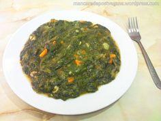• Ingrediente și costuri totale (aproximativ 21 lei pentru 6porții de 500 grame): Spanac congelat, 2 kg –13 lei Usturoi, 4căpățâni – 4lei 6 cepe mari, 1kg – 1,5 lei 4 morcovi, 500 grame &…