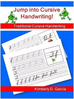 66 best educational images on pinterest learning home school you can get a free jump into cursive handwriting ebook right now just use the coupon code jumpintocursive at fandeluxe Images