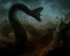 Thor vs Jormungand