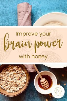 Honey, especially active healing honey, has many health benefits. It has natural antimicrobial properties and can help to treat wounds and burns. But did you also know that honey can make you smarter? Honey For Cough, Australian Honey, Best Honey, Raw Honey, New Things To Learn, Different Recipes, Healthy Life, Herbalism, Sweet Treats