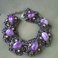 Beautiful antique bracelet Great condition for its age Jewelry Bracelets