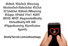 Top Hashtags to Get The Skinny on What's Happening in Edtech – Teacher Reboot Camp