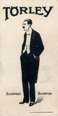 Vintage Hungarian Advertisement - Torley Champagne 1910  Nr02 by takacsi75, via Flickr