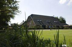 Bijzonder vakantiehuis in Helenaveen voor 16 personen.