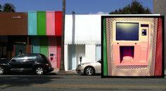 A 24-hour cupcake ATM.   OMG.