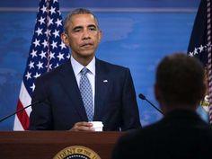 Ist sich nicht sicher, ob dem russischen Präsidenten Wladimir Putin getraut werden kann: US-Präsident Barack Obama.