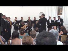 """Ensamble de Música Antigua de Barquisimeto: """"Pues que me tienes, Miguel,..."""