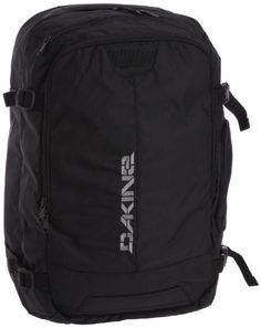 Dakine 55-Litre In Flight Pack by Dakine. $109.99. Stowable backpack shoulder straps. Side compression straps. Split level design for easy access. Can be used as a backpack or duffle style Bag. Legal carry on size for most airlines. DaKine Travel - Wheeled Carry On Luggage
