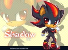 Shadow the hedgehog and sonia - Google Search