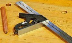 A Dozen Things (and more) You Can Do With a Combination Square • Ron Hazelton Online • DIY Ideas & Projects