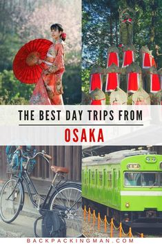 I stayed in Osaka for several weeks and used it as a base for exploring the area. This is my guide to some of the best day trips from Osaka, with information on Osaka to Hiroshima day trip, Osaka to Kyoto day trip, Osaka to Nara day trip, Osaka to Naoshima day trip, and much more.
