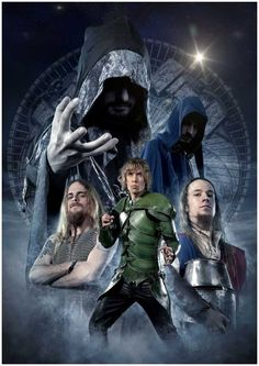 GLORYHAMMER Unveil New Live Video