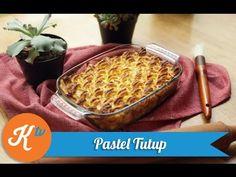 Indisch eten!: Pastei toetoep (pastel tutup): Indische pastei met een vulling van kip of gehakt en groenten