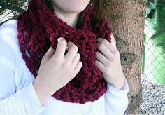 Ravelry: Last Minute Cowl pattern by domestic bliss squared