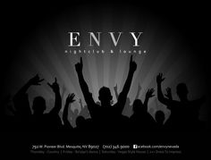 Mesquites newest and ONLY night club & lounge! Check their facebook page often to see the many events they have going on!  ENVY Nightclub & Lounge - Mesquite Nevada ::