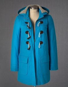 I've+spotted+this+@BodenClothing+Moleskin+Duffle+Coat+Azure+Blue