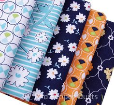 Red Pepper Quilts: Sunday Stash #221 - Vintage Happy by Lori Holt