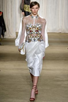 Marchesa - Pret a Porter New York