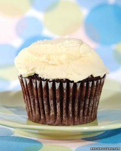 Divvies Chocolate Cupcakes