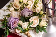 wedding flowers great idea for a bride.  Ferla Paolo Photography - Wedding and Ceremonies Photographer in Bath and Bristol