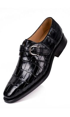 0b0ef6c0994 Be an exception in the style department by wearing this pair of shoes from  BRUCEGAO. The upper part
