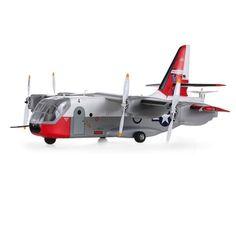 Unique Models LTV XC-142 Tilt-wing Experimental RC Aircraft Airplane PNP #uniquetoys #unique #rcmodels #rcplanes