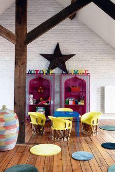 Pink to Make the Boys Wink - Kids Bedroom Ideas & Designs (houseandgarden.co.uk)